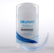 Дезодорант-Кристалл чистый. стик плоский. вывинчивающийся (twist-up) . 100 гр.