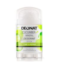 Дезодорант-Кристалл  с экстрактом огурца. стик вывинчивающийся (twist-up). 100 гр.