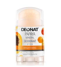 Дезодорант-Кристалл  с экстрактом папайи. стик вывинчивающийся (twist-up). 100 гр.